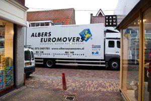 Verhuisbedrijf Albers Euromovers