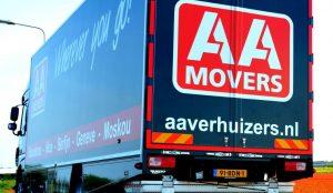 verhuisbedrijf AA Verhuizers