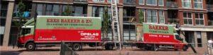 Verhuisbedrijf Bakker Verhuizingen-opslag en Transport